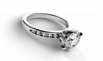למה דווקא טבעת אירוסין מזהב לבן