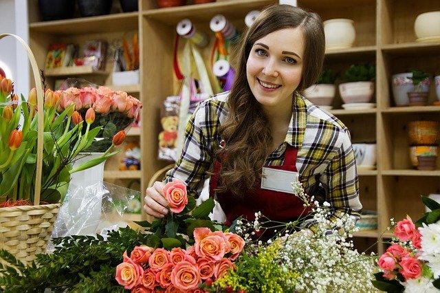 חנות פרחים ברמת אביב